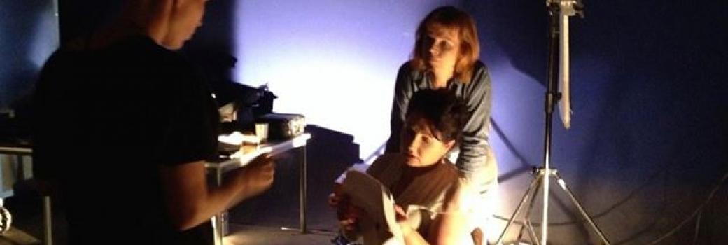 The Deutsche Film- und Fernsehakademie Berlin (DFFB) Student Film Shoot