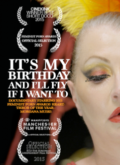 It's My Birthday and I'll Fly if I Want To – Digital Download – Documentary BDSM