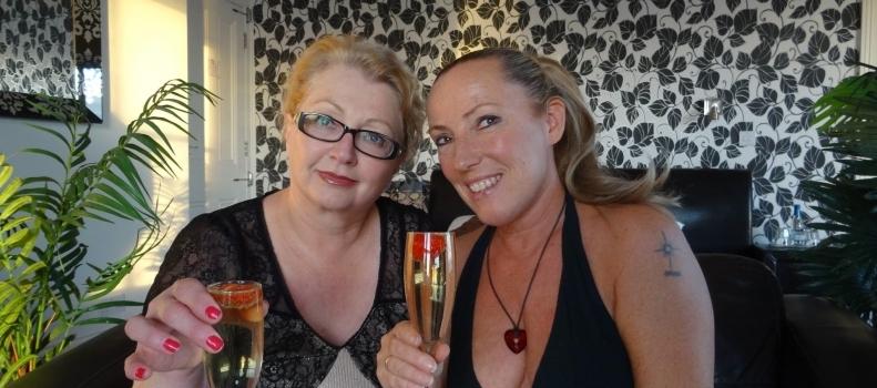 My Wish Comes True…Meeting Petra Joy!