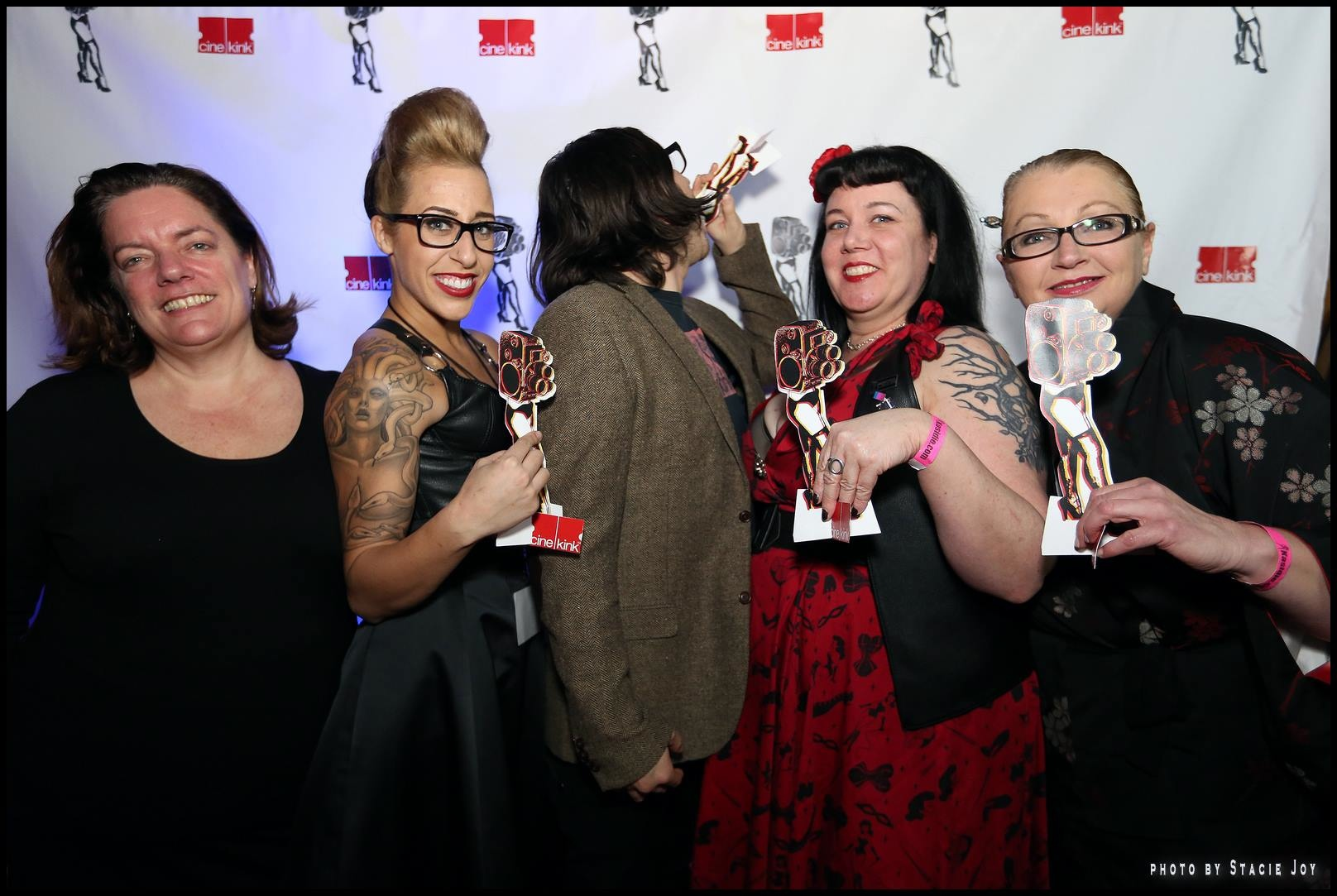 Woo Hoo…Winner Best Short Documentary…CineKink NYC