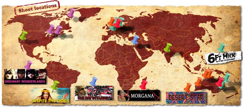 Morgana – A Documentary Film.
