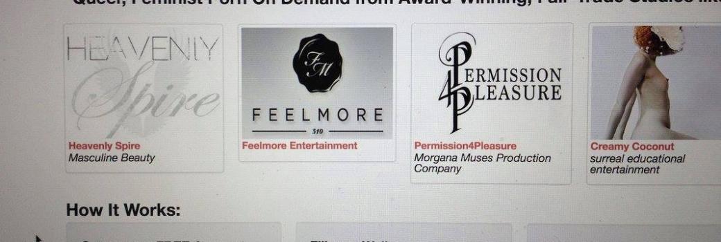 Permission4Pleasure Films Now Available On PinkLabel.tv