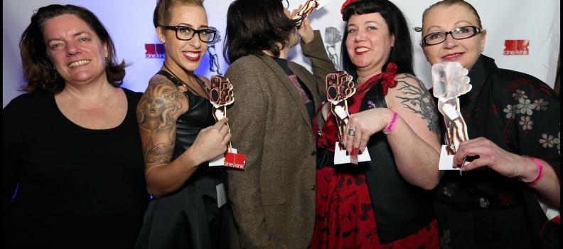 Woo Hoo…Winner Best Short Documentary…CineKink NYC
