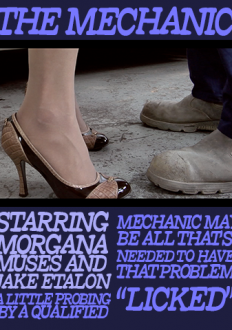 The Mechanic – Excerpt from A Call For Help